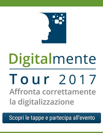 Digitalmente Tour 2017 - Partecipa all'evento