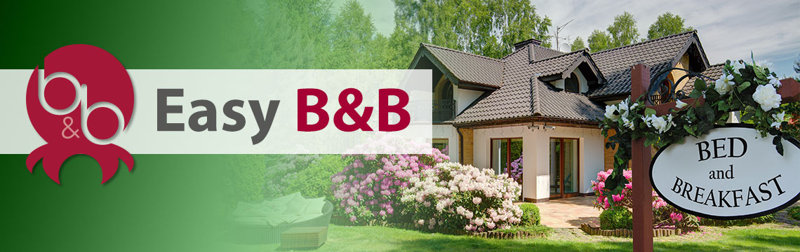 Easy B&B, il software ideale per i bed and breakfast