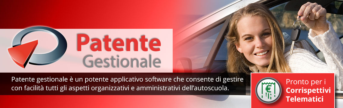 Software Patente Gestionale