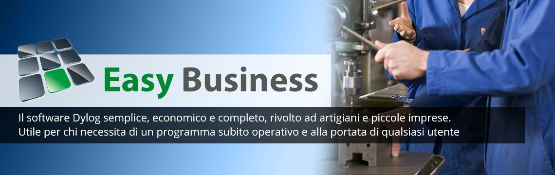 Easy Business: il software per gestire le piccole imprese