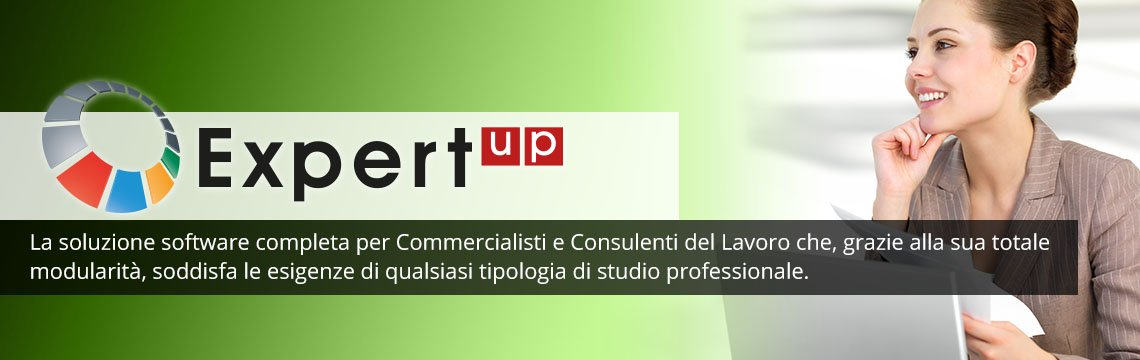 Expert Up software gestionale per commercialisti