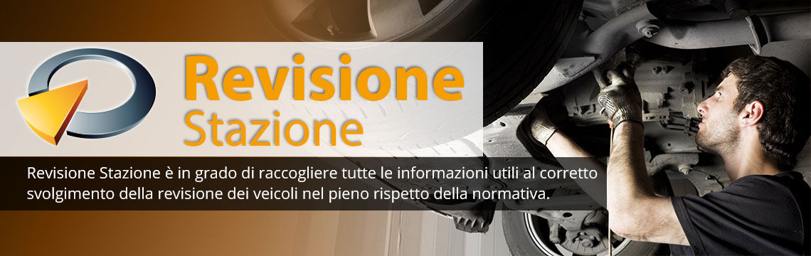Software Revisione Stazione