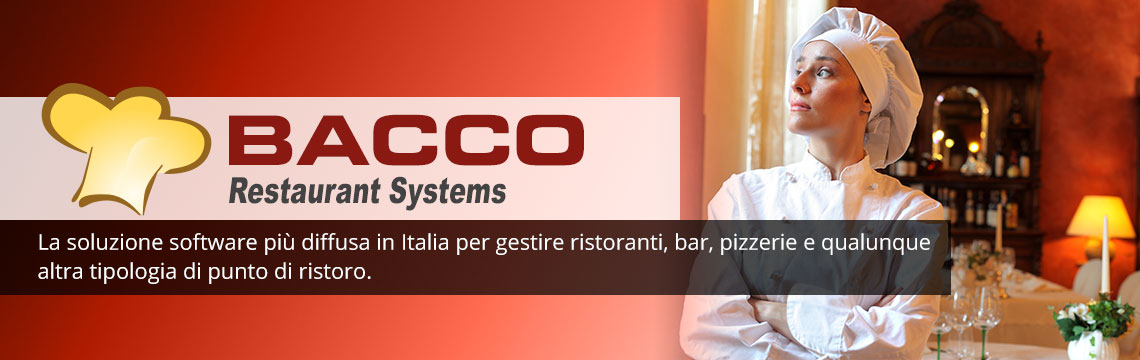 Software gestionale per Ristorazione e Bar